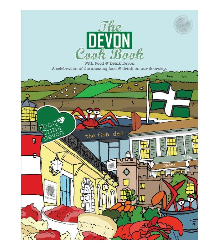 The Devon Cook Book - Food & Drink Devon Cook Book